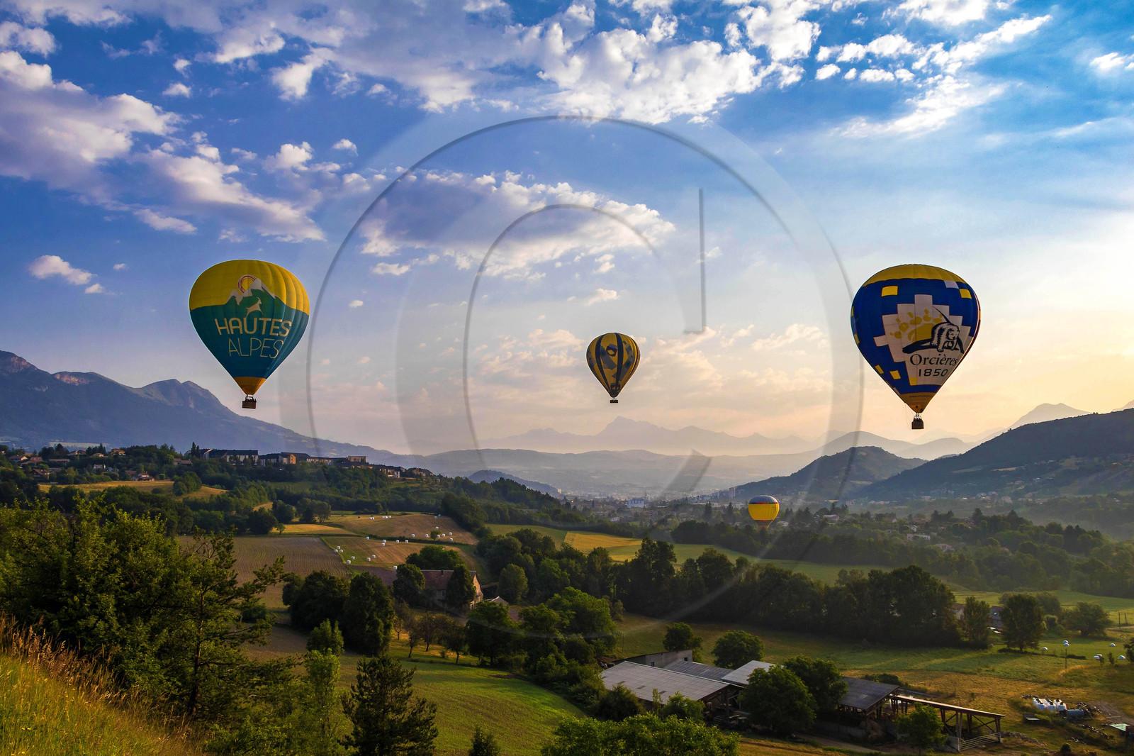 montgolfiere gap