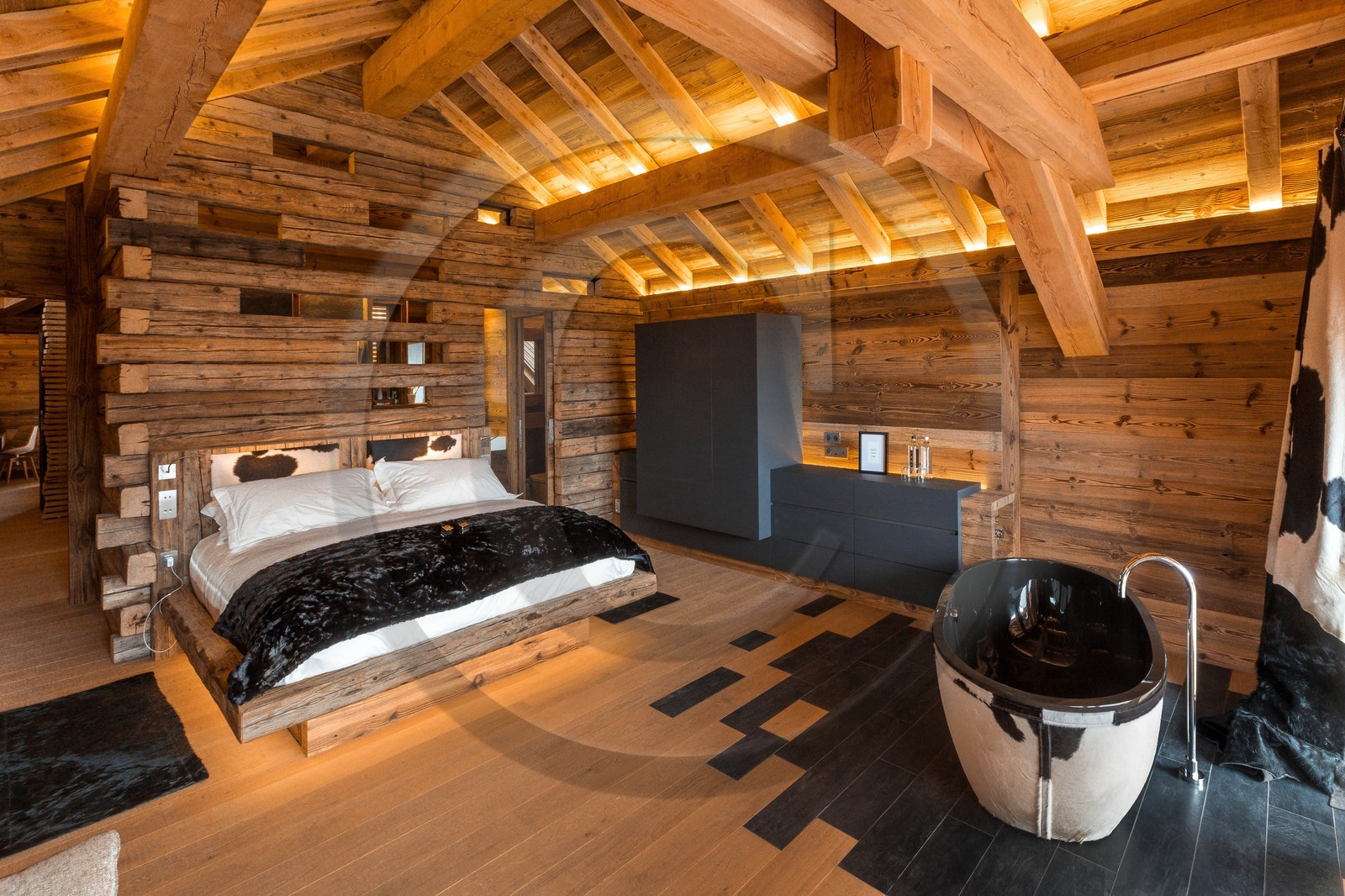 serre chevalier chalet montagnole remi mouilleron architecte d 39 int rieur phototh que photos. Black Bedroom Furniture Sets. Home Design Ideas